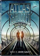 Atlas Shrugged Part Iii (2015, REGION 1 DVD New)
