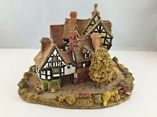 Lilliput Lane Collection - Tudor Court with Box and Deed
