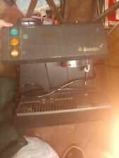 Saeco Magic Cappuccino Expresso Coffee Combi grinder
