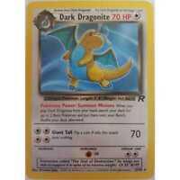 Pokemon Card - Dark Dragonite 22/82 - Team Rocket - Englisch - NM/Mint