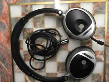BOSE On Ear Headphones, Black & silver Boxed
