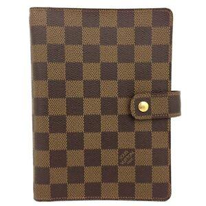 Louis Vuitton Damier Agenda MM Notebook Cover /C0799