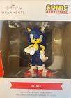Hallmark 2021 Sonic the Hedgehog Christmas Ornament New With Box
