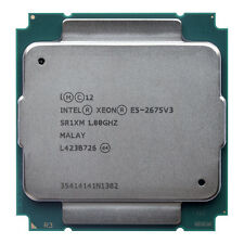 Intel Xeon E5-2675 v3 OEM CPU 1.8GHz 16-Core SR1XM Close to E5-2698v3 E5-2683 v4