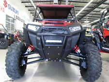 Polaris RZR XP/4 1000/900 Turbo Front Bumper Black with Skid Plate 2014-2018