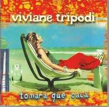 Viviane Tripodi-Tomara Que Caia On Audio CD Album Brand New