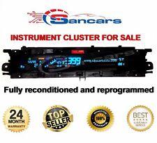Renault Scenic 2 Instrument Cluster avec entièrement reconditionné P8200 494 955 A