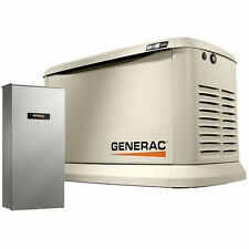 Generac Synergy™ 20kW Variable Speed Standby Generator (200A Service Di...