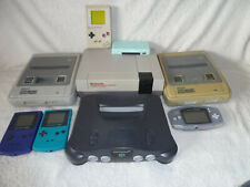 Defekt!!!Verschiedene Konsolen: 2 Super Nintendo,Nintendo 64 ,Game Boy color...