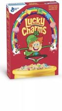 American Cereal Wide Variety Cocoa Puffs Lucky Charms Fruity + More Free Ship
