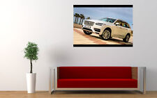 2014 VOLVO XC90 NEW GIANT LARGE ART PRINT POSTER PICTURE WALL