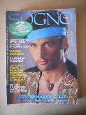 SOGNO 132 1993 Rivista di Fotoromanzo edizioni LANCIO [G787]