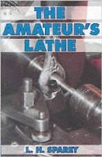 THE AMATEURS LATHE BOOK SPAREY