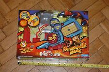 DINOSAUR KING DELUXE DINO HOLDER / CARD SWIPER WITH LIGHT AND SOUND NEW TOY