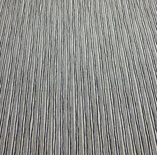 Magnolia Home Sullivan Onyx Black Grey Stripe Upholstery Fabric By The Yard