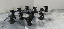 Warhammer 40K - Space Marines Vanguard Veteran Squad + Kayvaan Shrike 11 Modelle