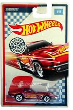 2017 Hot Wheels Racing Circuit #9 '69 Chevy Corvette