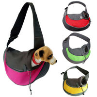 1PC Pet Carrier Cat Puppy Small Animal Dog Carrier Sling Front Mesh