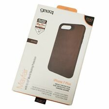 Brown Mayfair Case Cover for iPhone 7 Plus/8 Plus D3O Impact Protection by Gear4