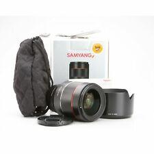 Samyang AF 1,4/50 FE Sony E-Mount (Autofokus) + NEU (229109)