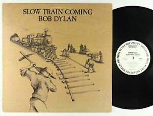 Bob Dylan - Slow Train Coming LP - Columbia PROMO