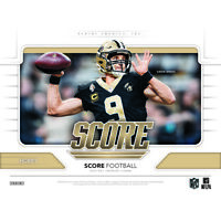 2019 Panini Score Football cards U Pick From List 201-330 Base Cards