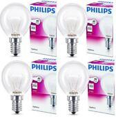 4 x PHILIPS Branded Oven 40w Lamp SES E14 Small Screw Cap 300° Cooker Light Bulb