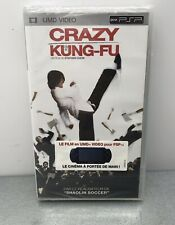 UMD Video Psp Crazy Kung Fu Stephen Chow Neuf Sous Blister