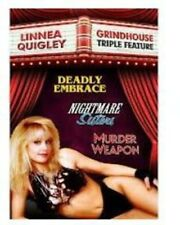 Linnea Quigley: Grindhouse Triple Feature [New DVD]