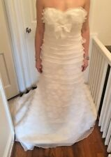 Pronovias Galatea Wedding Dress size 12