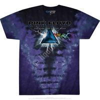 PINK FLOYD-VORTEX-DARK SIDE OF THE MOON-TIE DYE TSHIRT M-L-XL-XXL-3X-4X-5X-6X