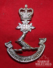 "RMC Royal Military College ""French Issue"" Belt Buckle Badge  (inv12544)"