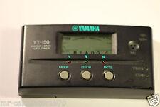 Yamaha YT-150 guitare et bass tuner