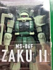 RARE GUNDAM MS-06F ZAKU II NEW IN BOX JAPAN TOY FROM BANDAI (R05)