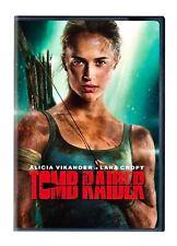 Tomb Raider (Dvd) Brand New Factory Sealed Free Shipping Lara Croft