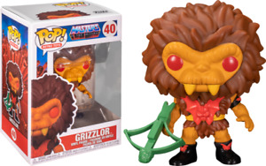 Masters of the Universe - Grizzlor #40 Pop! Vinyl