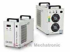 CW-5000AG Industrial Water Chiller for 80/100W CO2 Laser Tube Cooling 220V,50Hz