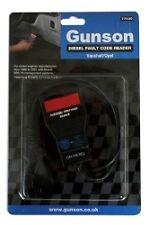 Gunson 77030 Fault Code Reader - GM Diesel
