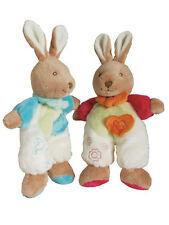 FREE POSTAGE plush super soft toy BUNNY RABBIT baby safe BOY TODDLER GIFT *NEW