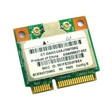 BroadCom BCM94312HMG BCM4312 504593-003 504593-004 Half Wireless Card for HP