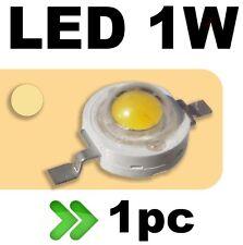 533/1# LED 1W Blanc chaud --- 1PC