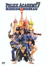 Police Academy 7 - Christopher Lee, Ron Perlman, Claire Forlani, Michael Winslow