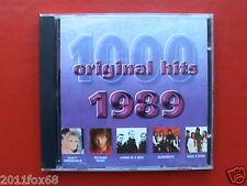 richard marx living in a box jason donovan 1000 original hits 1989 Raro CD 2001