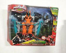 2015 Bandai Power Rangers Dino Charge Deluxe Mega Dino Zord Armor Ranger NIB