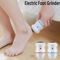 Electric Callus Remover Electronic Foot File Smooth Feet Hard Skin Pedicure Tool