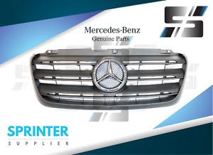 Sprinter Mercedes Grille w/ Star 2019 9108852600 9K83