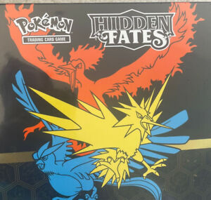 Pokémon hidden fates elite trainer box New & Sealed