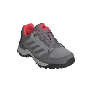 Adidas Terrex Hyperhiker low leather k grey, chaussure de marche et sport enfant