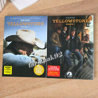 Yellowstone Seasons 1 2 3 (DVD, 2020, Region 1) Brand New Sealed Fast Ship