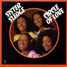 NEW CD Album Sister Sledge - Circle of Love (Mini LP Style Card Case)